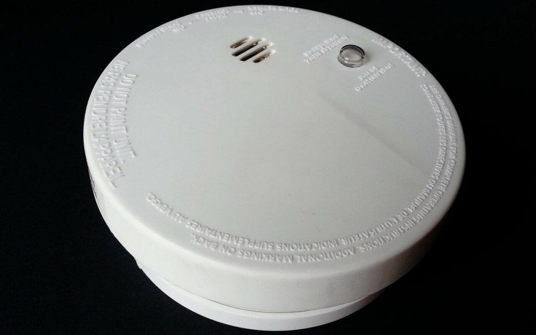 smoke detectors are essential for a safe and healthy home